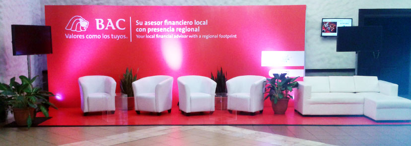Tecnologia Express Stands